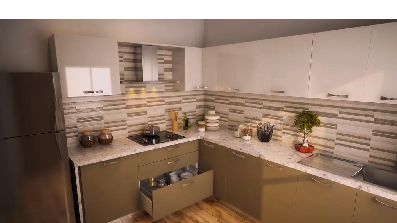 Emmanuel Heightsn kitchen