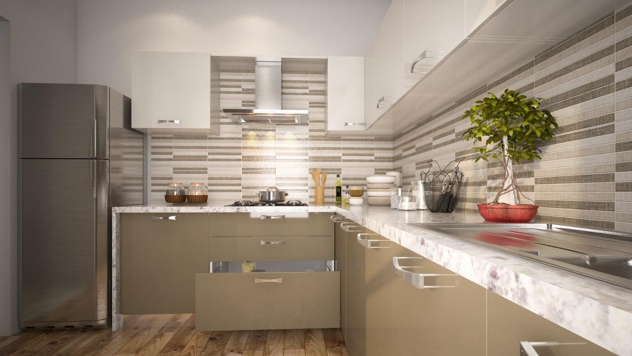 Emmanuel Heights Kitchen