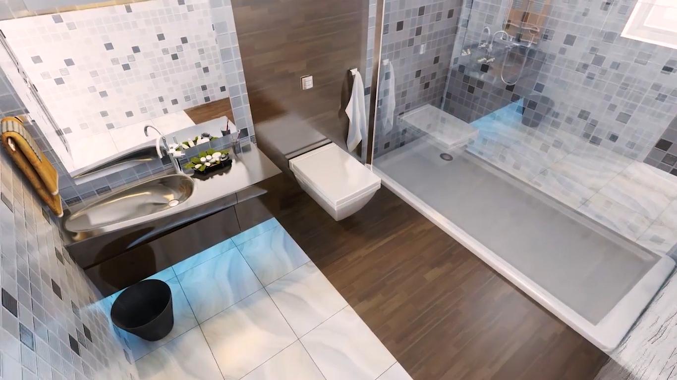 Emmanuel Heights bathroom