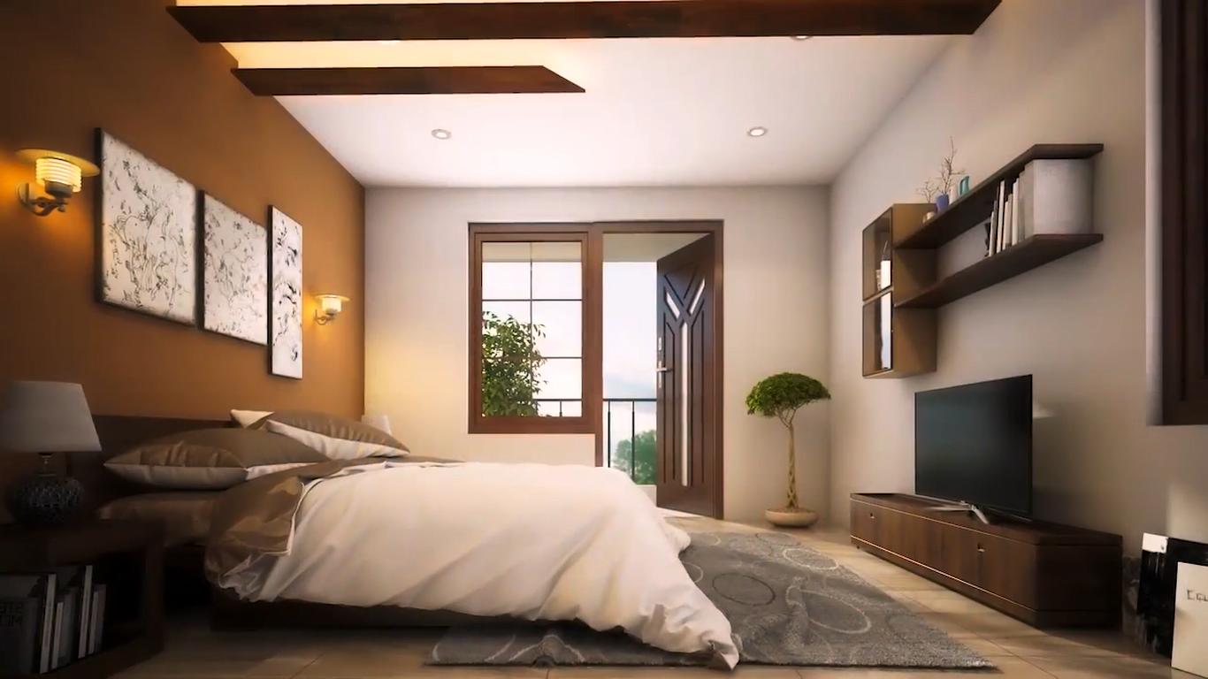 Emmanuel heights bedroom