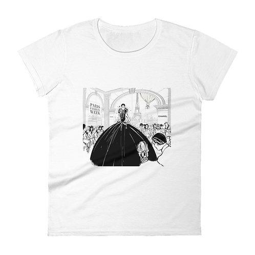 "T-Shirt ""Paris Fashion Week"""
