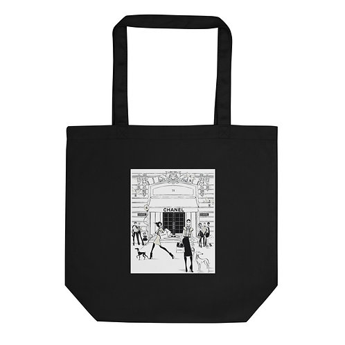 "Tote Bag ""Coco Lifestyle"""