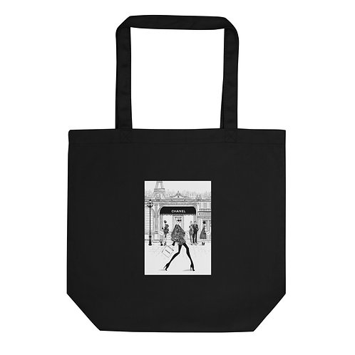"""Tote Bag """"Chanel Lovers"""""""