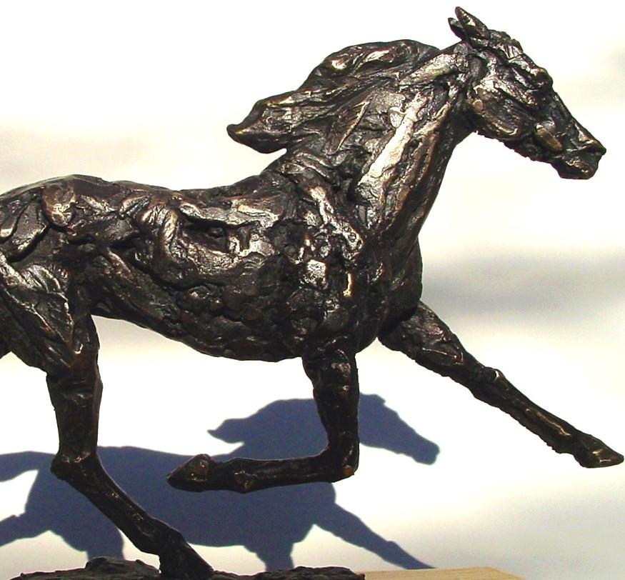 """""""Standardbred"""", Bronze"""