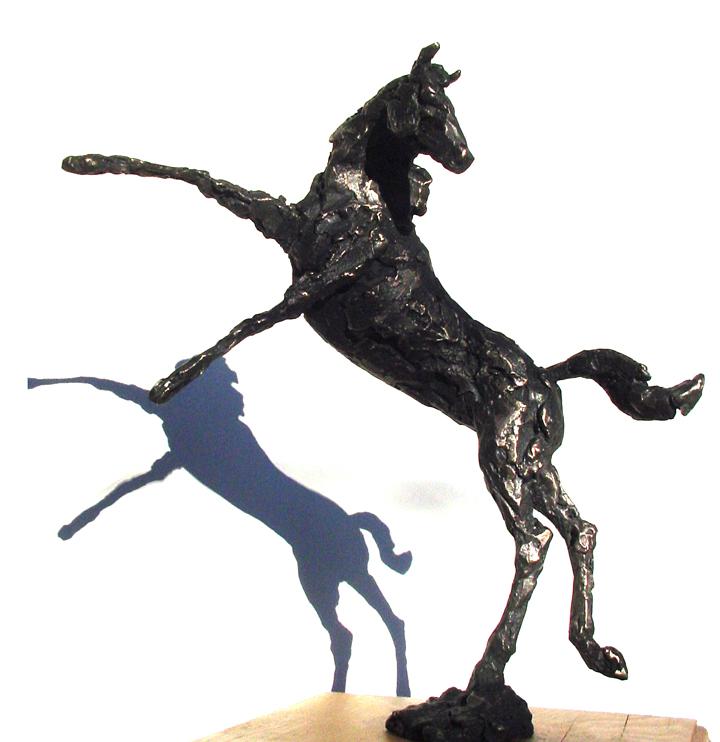 """Paloma"", Bronze"