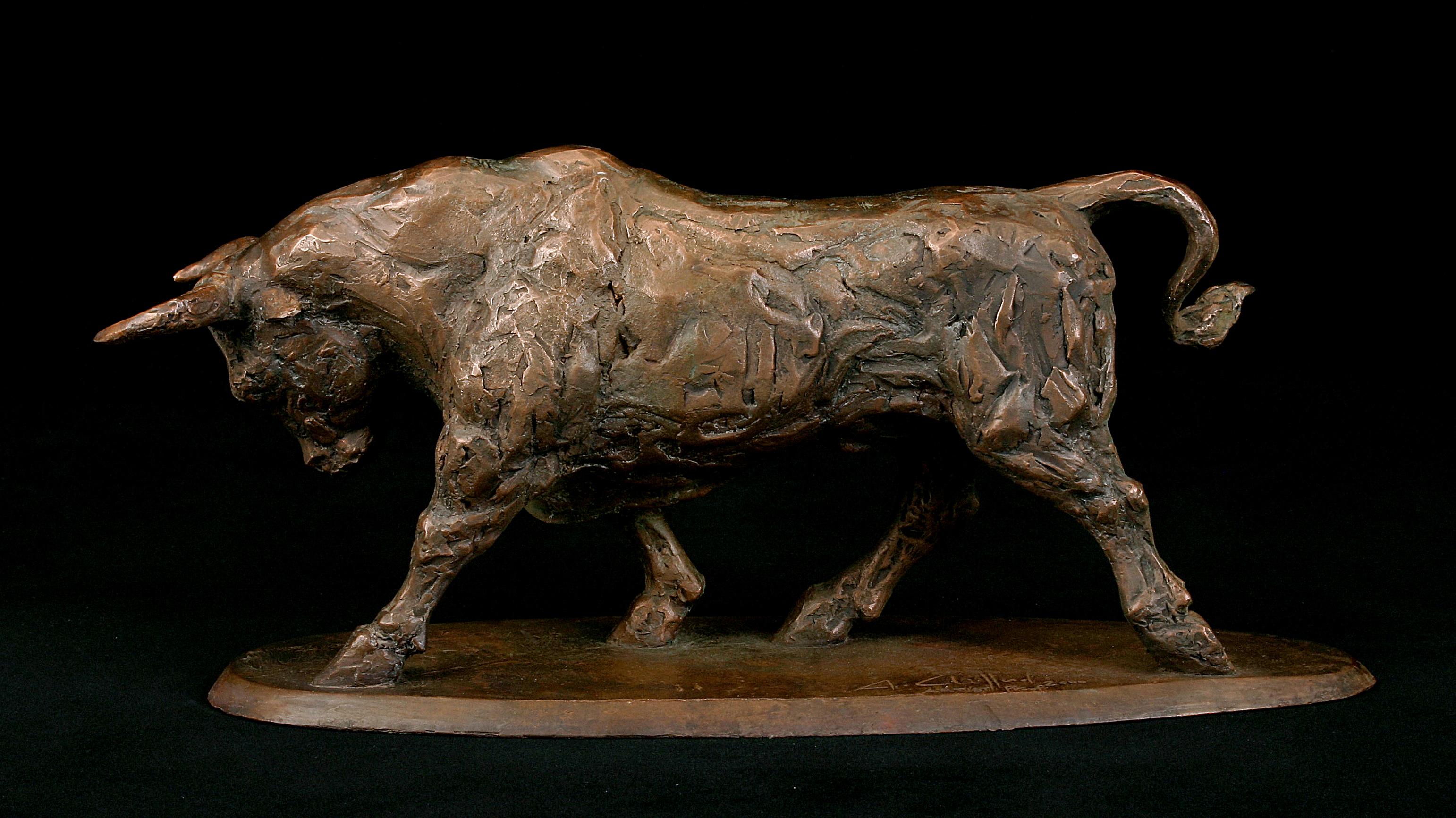 """Bull"", Bronze"