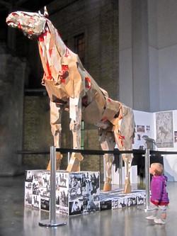"""""""WW1 Memorial"""", Royal Horse Show"""