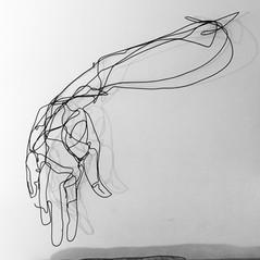 """""""DANCERS ARM"""" Ann Clifford 2020"""
