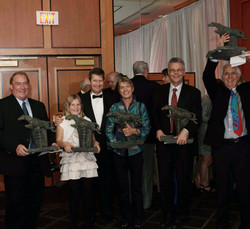 Inaugural Eventing Hall of Fame Award