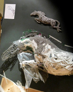 Sculpting Largescale