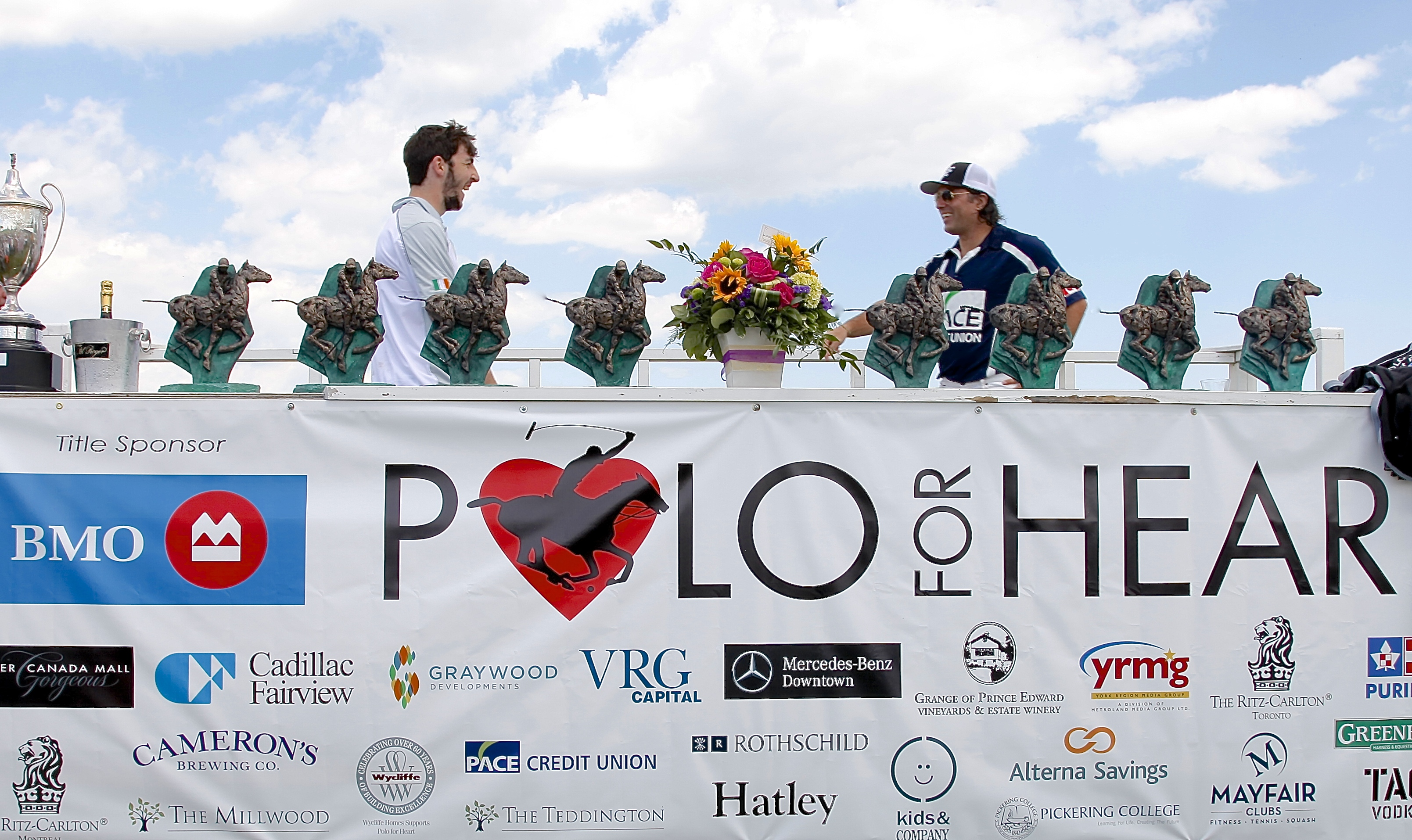 Polo for Heart, 50 Awards