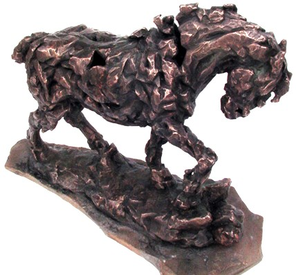 """Sebastien Draft"", Bronze"