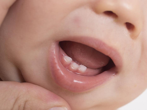Teething – is it as bad as the horror stories?
