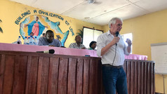 Andy Gee Addresses Multi Stakeholder Forum