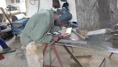 Engineering Apprentices Practice Welding