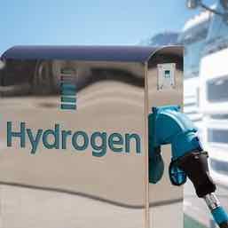 Sunbird Bioenergy Green Hydrogen Refuelling Pump
