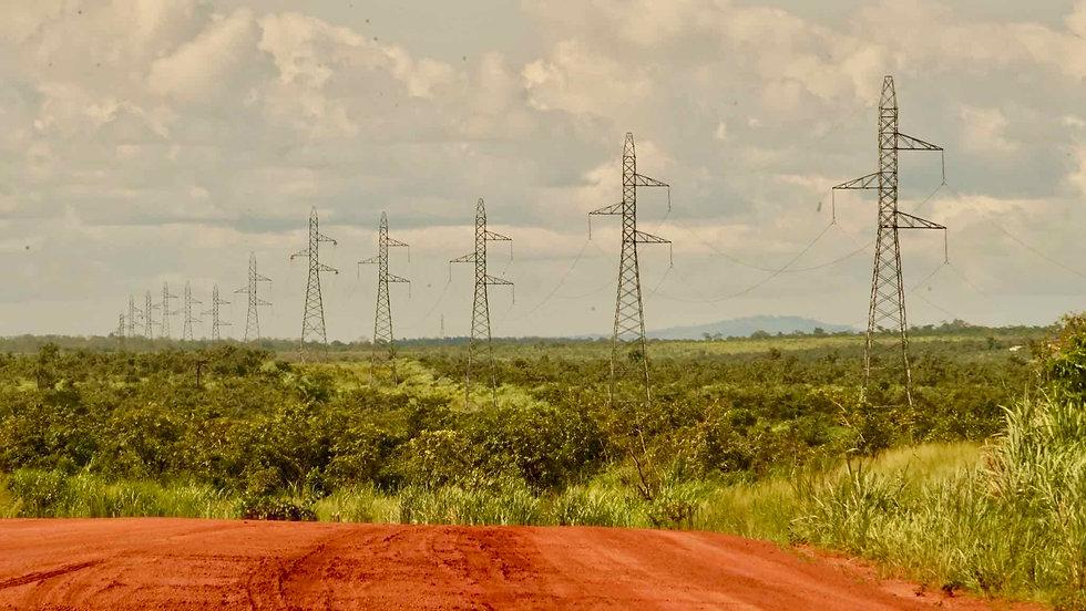 Sunbird Bioenergy Sierra Renewable Energy 33 kv Power Lines