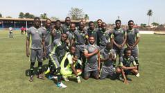 Sunbird's Factory Dept Football Team