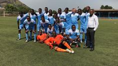 Sunbird's Agric Dept. Football Team
