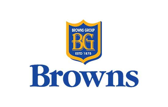 Browns and Company Logo