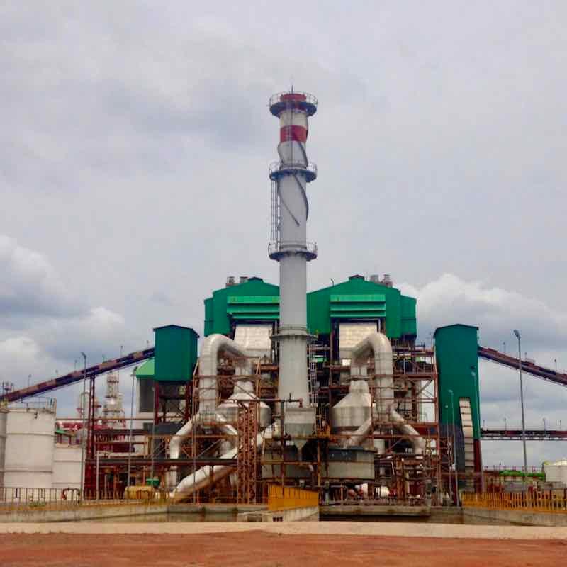 Sunbird Bioenergy Sierra Leone 32 MW Biomass Power Plant