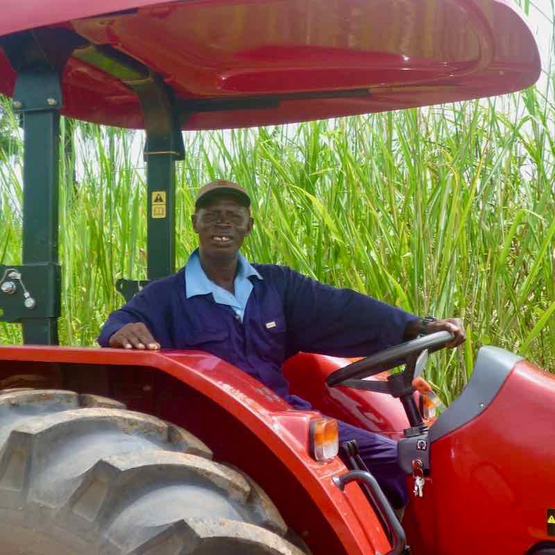 Sunbird Bioenergy farmer development services