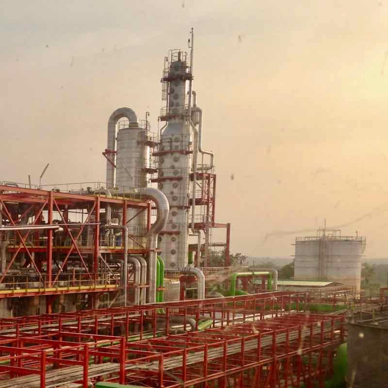 Sunbird Bioenergy Sierra Leone Bioethanol Distillery