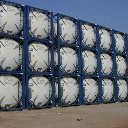 Sunbird Bioenergy ENA ISO Tank