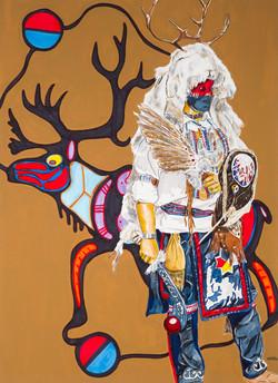 Caribou Dancer