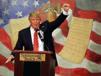 A Trump Win Rescinds Campaign Mantra?