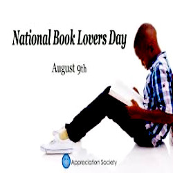 Happy National Book Lovers Day 2017