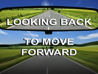 Look Back To Move Ahead