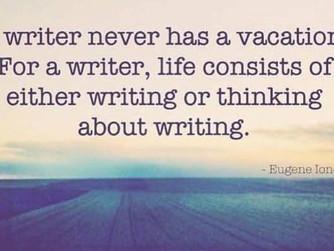 Writing Tip: Write It Down