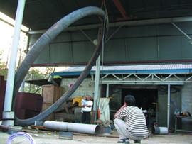 설치 과정, 2003, 포천문예회관, 포천