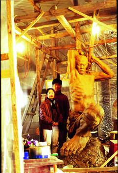<갑오농민전쟁>(1993) 제작 과정