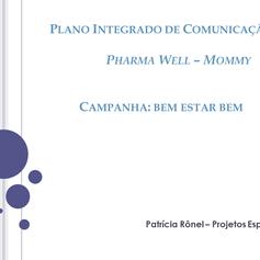 Plano Integrado de Comunicação