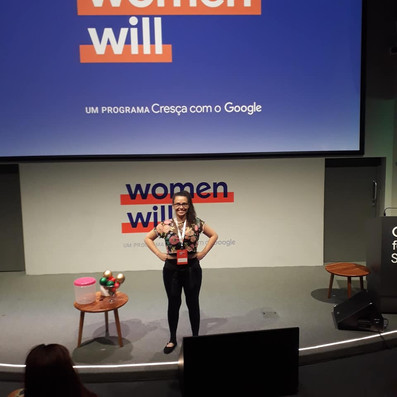 Women Will - Google for Start Ups