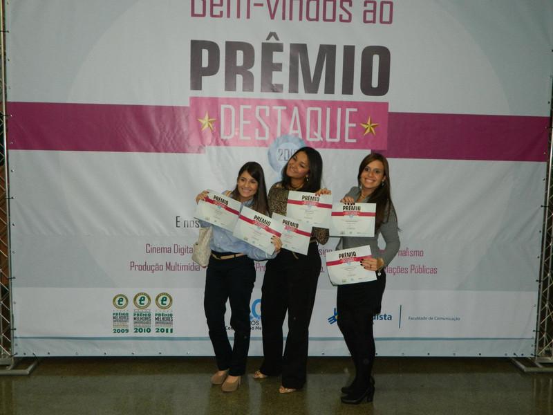 Prêmio Destaque - Umesp - Universidade Metodista de São Paulo