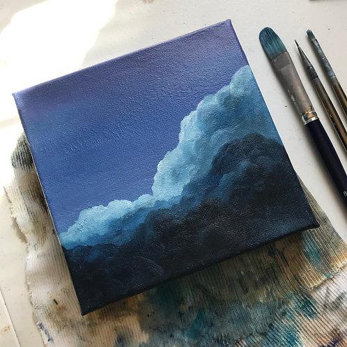 6x6 Cloud Study