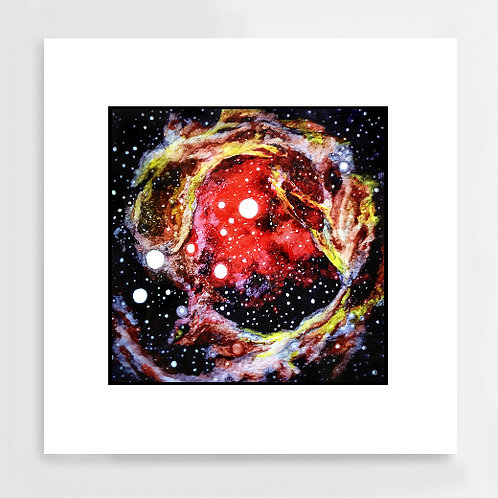 """Wrought by Fire"" Art Print"