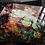 "Thumbnail: ""Spirit Work"" Original Acrylic Glass Piece (Experimental) - 24x30"