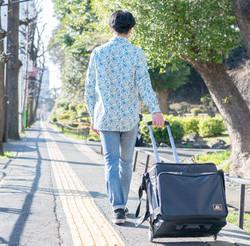 日本初のボトルキャリーバッグ