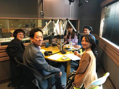 Bottle Flyer ラジオデビュー?!