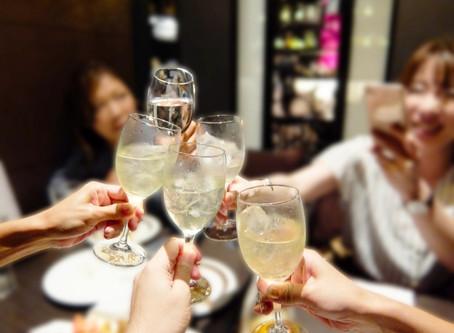 レコール・デュ・ヴァンのワイン交流会で、新製品をお披露目!