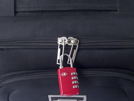 TSA3桁ダイヤルロック取り扱い開始