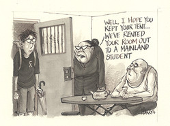 """MAINLAND STUDENT"""