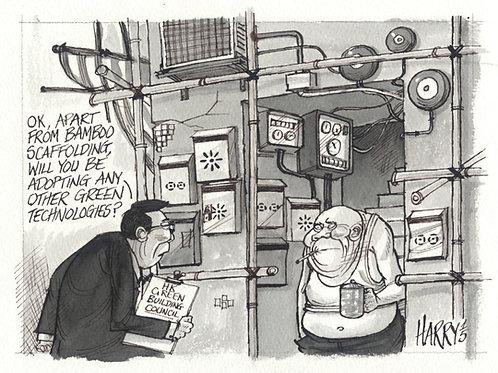 """GREEN TECHNOLOGIES"" Print"