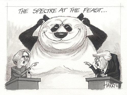 """SPECTRE"" Print"