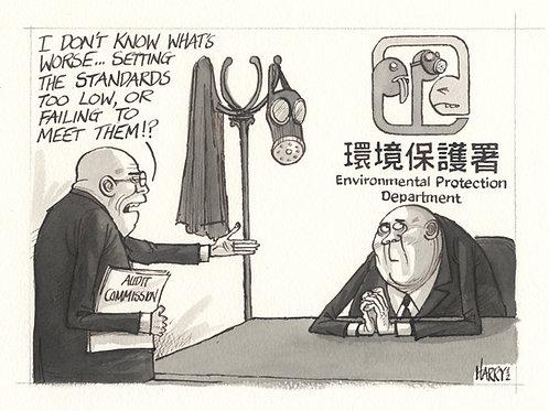 """""""ENVIRONMENTAL PROTECTION"""" Print"""