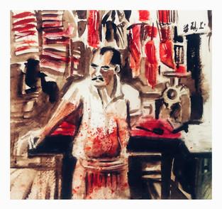 Wanchai Butcher
